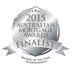 Mortgage Awards Finalist 2015