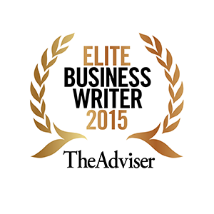 Elite Business Writer 2015