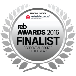 Awards Finalist 2016