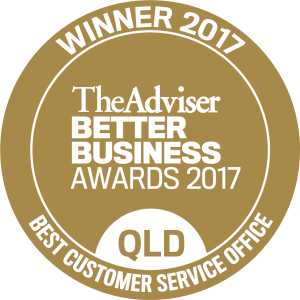 Best Customer Service Office Winner 2017
