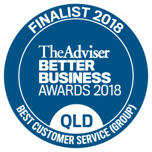 Best Customer Service Finalist 2018