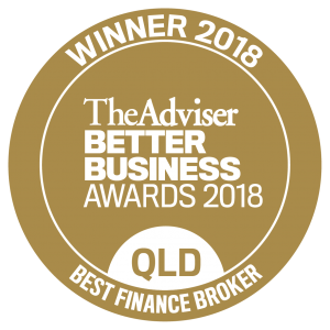 Best Finance Broker Winner 2018