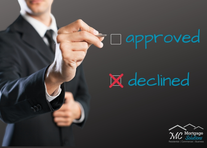 3 Reasons home loan applications are declined